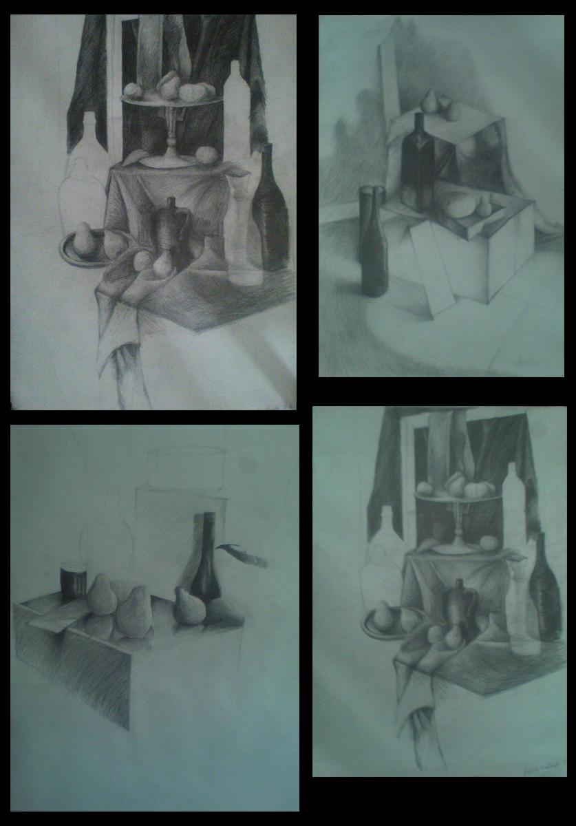 martwa natura-szkice by dreamwalker001a