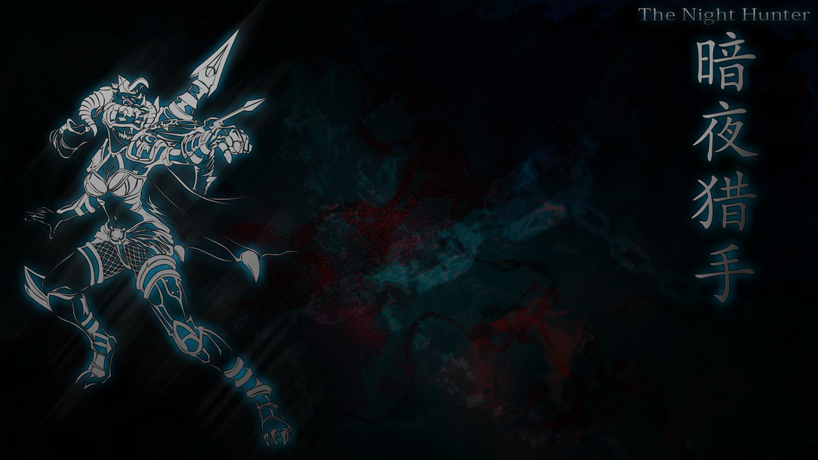 DragonSlayer Vayne Wallpaper by kyoar