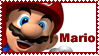 Mario stamp by sketchedmonkey