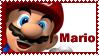 Mario stamp by sketchedmonkey