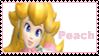 Peach stamp by sketchedmonkey