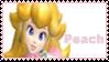Peach stamp by sketchedmonkey