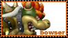 Bowser stamp by sketchedmonkey