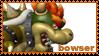 Bowser stamp by sketchedmonkey
