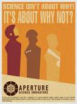 Aperture 1950's Propaganda