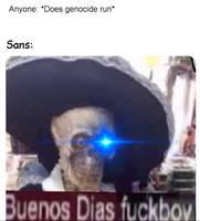 SHITPOST: Totally Original Sans Meme