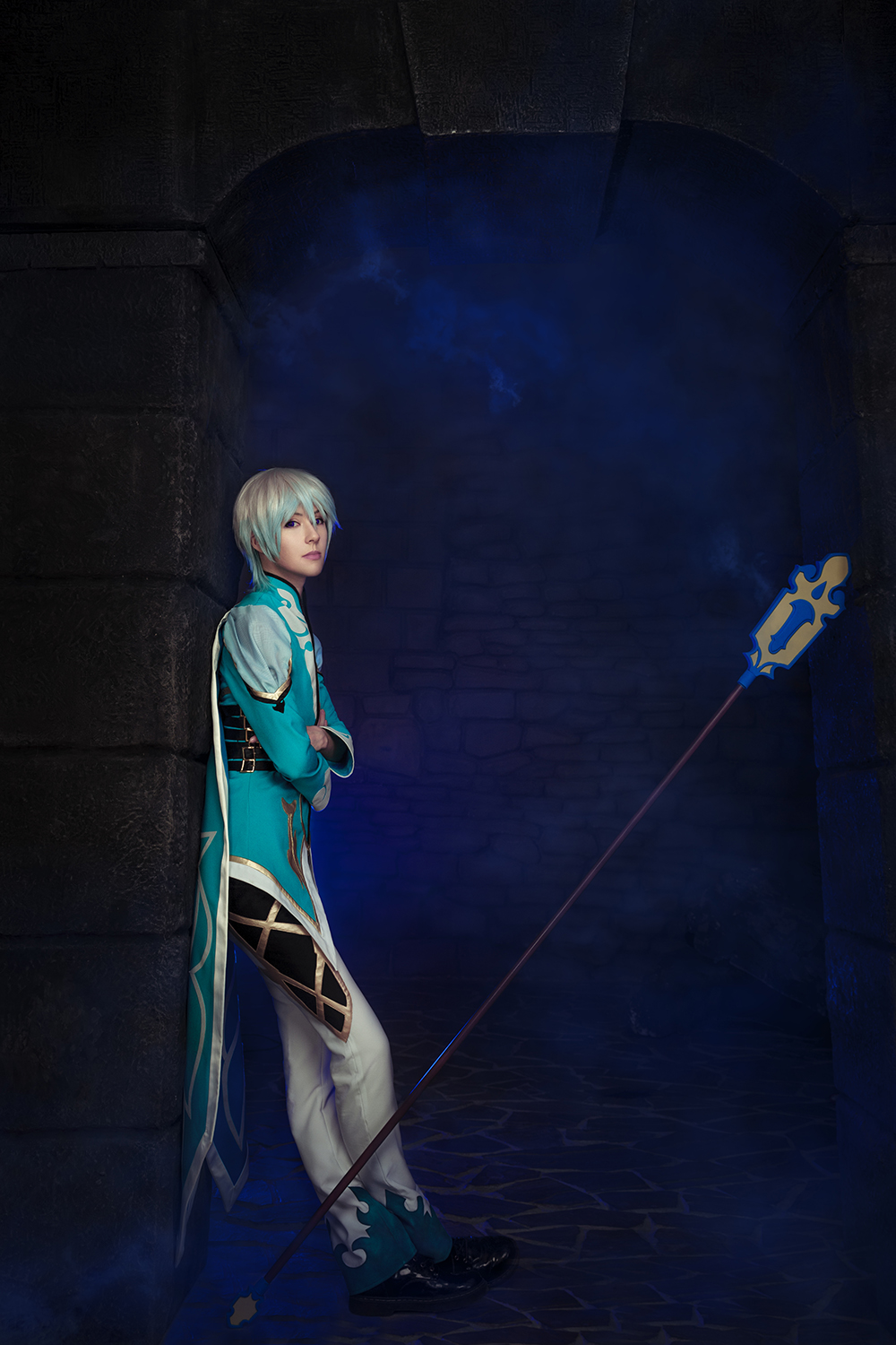 Mikleo by HelgAl