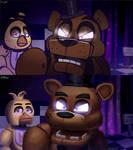 Five Nights at Freddy's Logic Screencap Redraw
