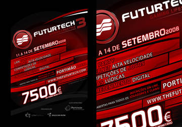 Futurtech 3 Poster
