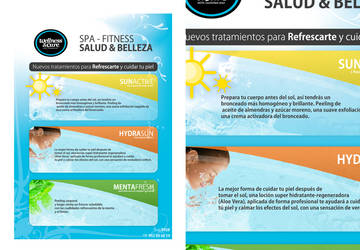 Wellness and Care Poster