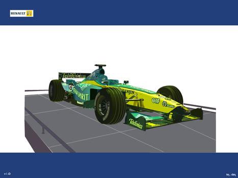 Renault F1 TeamSpirit