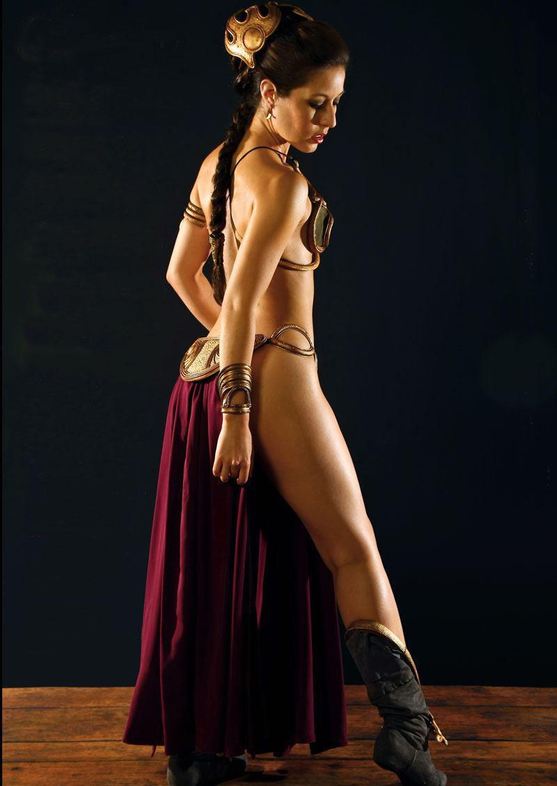 Slave Leia Victoria Schmidt by Masterjabba