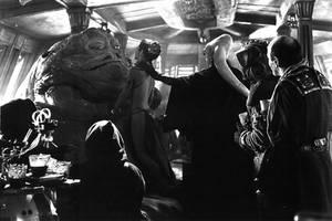 Slave Leia in Embrace