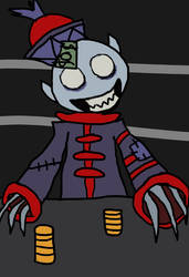 Trigger Treat Jiangshi by HunterAmberX4
