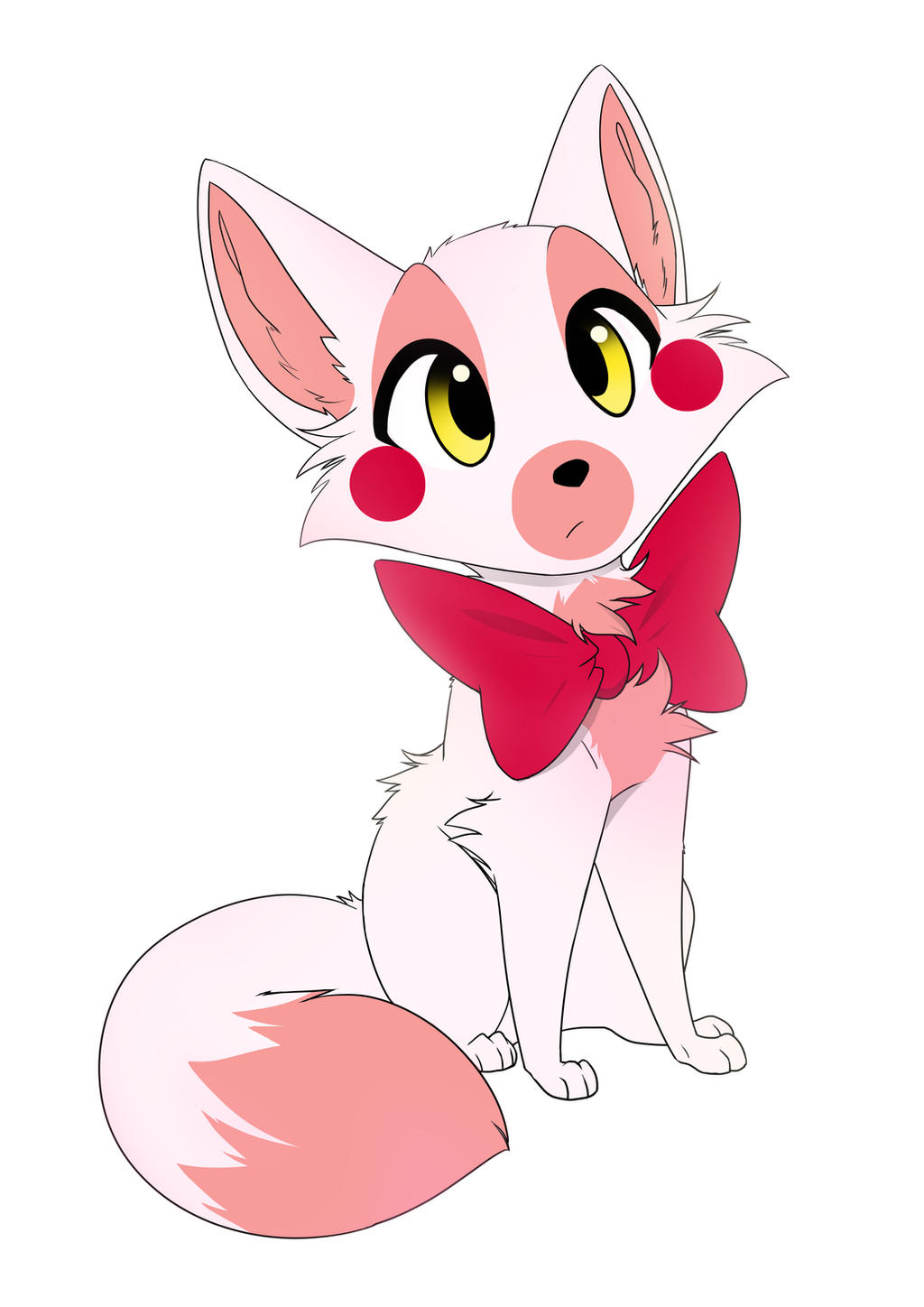 Cute Mangle By CristalWolf567 On DeviantArt