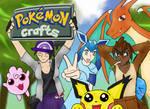 Pokemon Crafts Group by Gijinkacosplay
