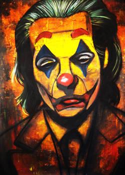 Joker Sad