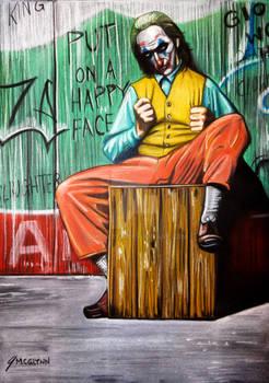Joker Sitting