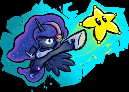 Super Nightmare Luna 64