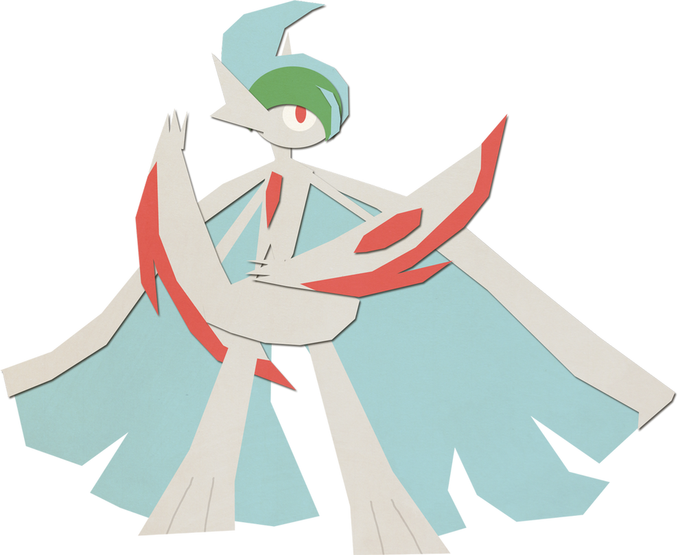 Pokemon gallade wallpaper