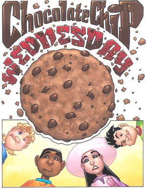 chocolate chip wednesdayCOLOR