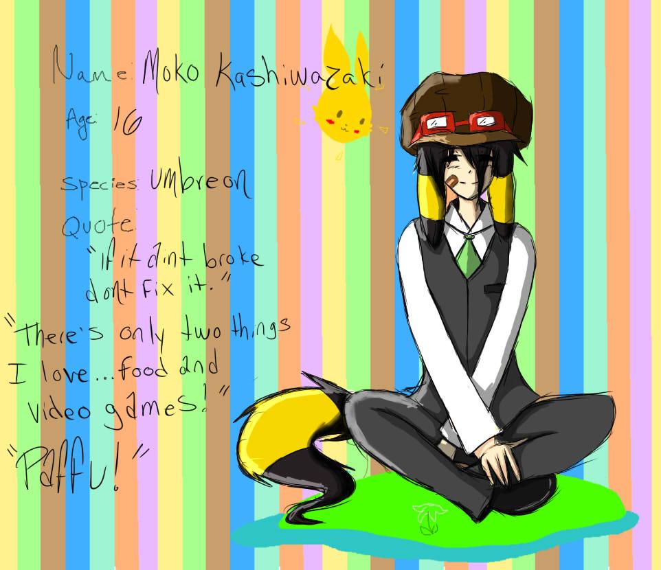 Moko app by FluffyKawaiiPuppy