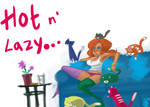 Hot Pu**y by blueyoshimenace