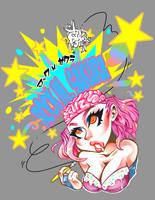 Sakura Shirt  Flat Doodle