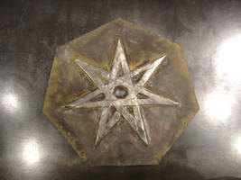 Iron Septagram Immortalized by EisenFeuer