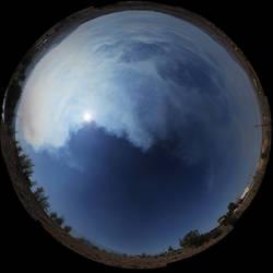 Smokey Marble Sky