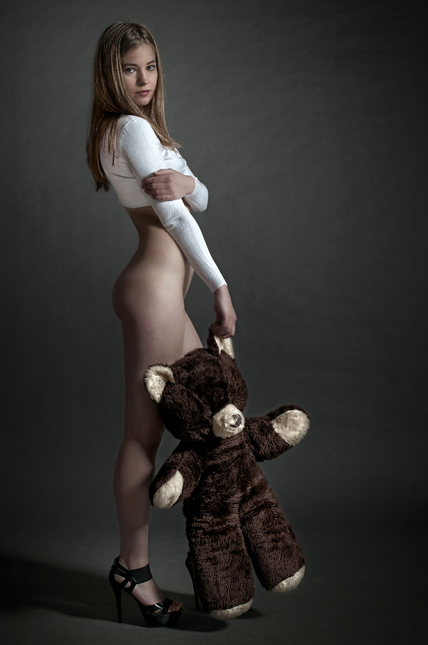 Teddy by creativephotoworks