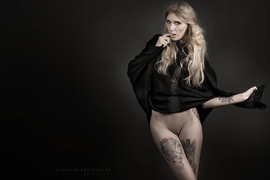 rebelling nun by creativephotoworks