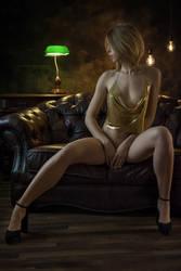 ~goldengreen~ by creativephotoworks