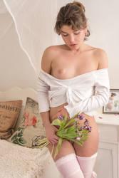~hidden blossom~ by creativephotoworks