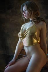 ~golden girl~ by creativephotoworks