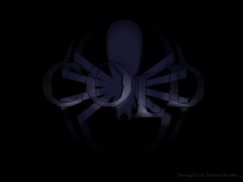 Cold Spider and Logo