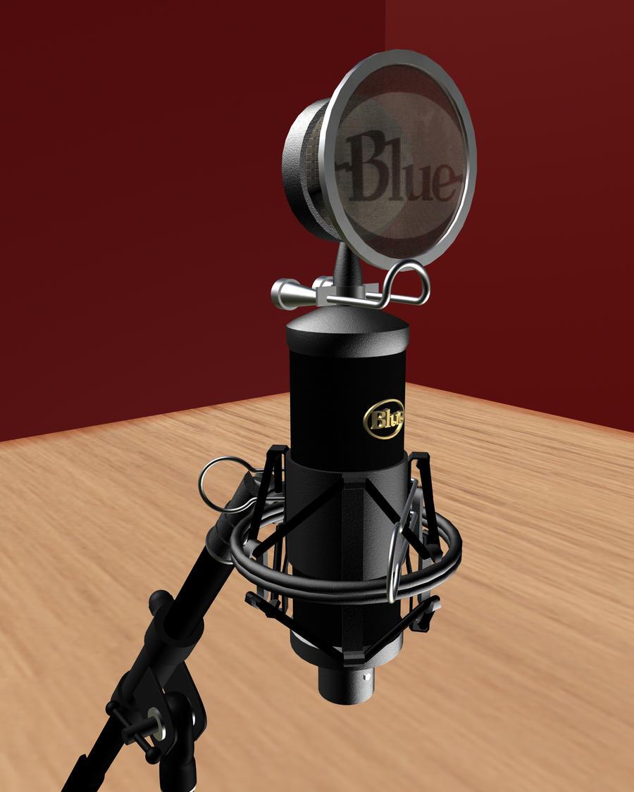 Blue Baby Bottle Microphone : blue baby bottle studio microphone by maniacaltito on deviantart ~ Russianpoet.info Haus und Dekorationen