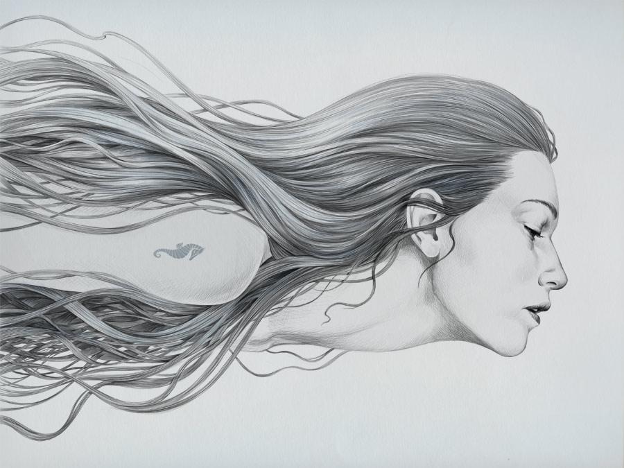 mermaid by diegoidef