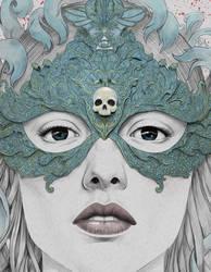 Masked - detail by diegoidef