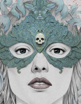 Masked - detail