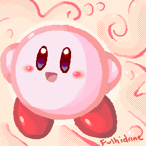 Little Kirby Little Kirby by Fushidane