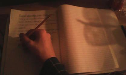 Manuscript by Retro-guru