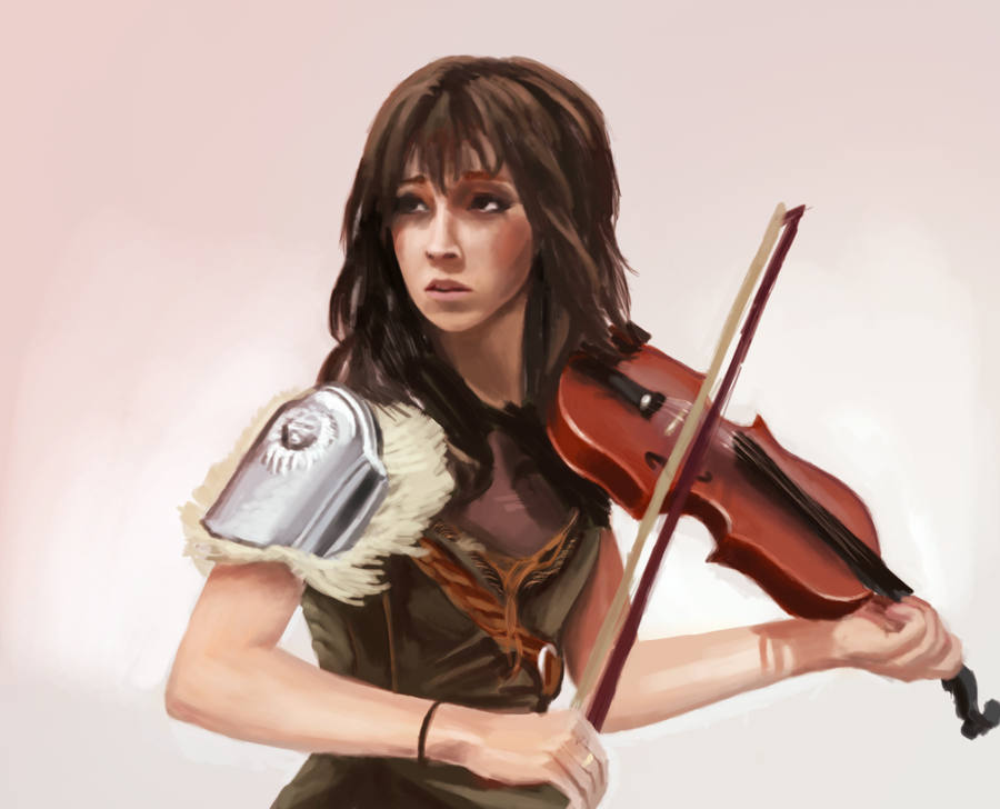 Violinist Drawing Gifts amp Merchandise  Redbubble
