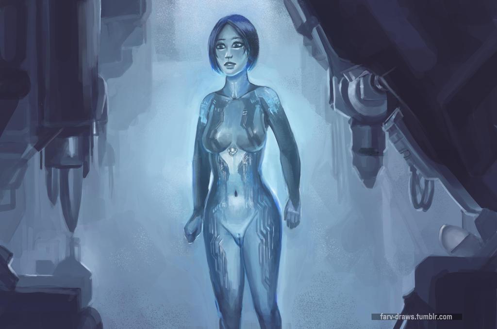 Cortana by farv
