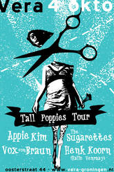 Tall Poppies tour by kittypuss