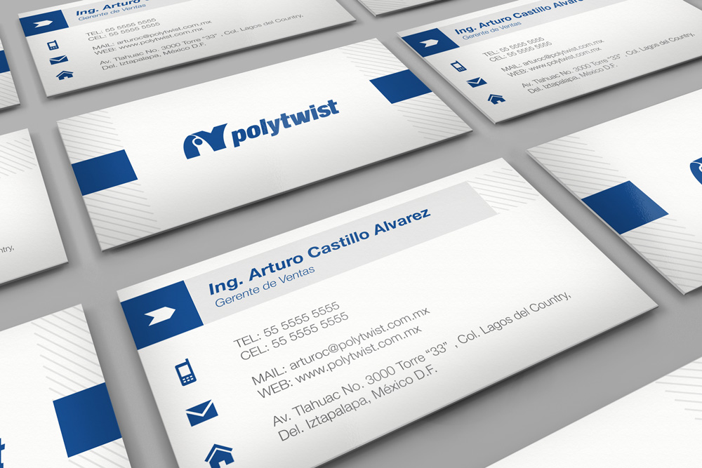 Polytwist Busness Card by neneholic on DeviantArt