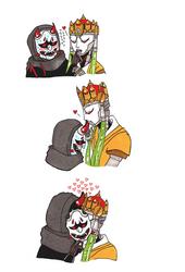 Kissing?? Robotss???