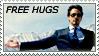 Stamp - Iron Hugs by Isilrina