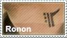 Stamp - Ronon's Tattoo