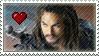 Stamp - Ronon Dex is Love